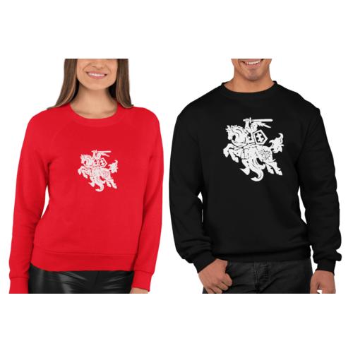 Džemperiai poroms su vyčio simboliu