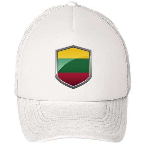 Kepuraitė su snapeliu su Lietuvos simbolika