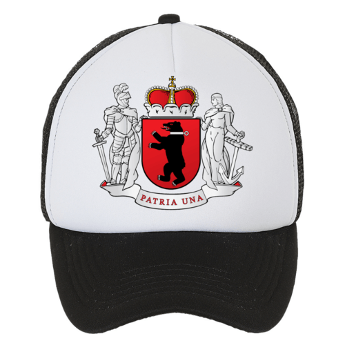 Kepuraitė su snapeliu - Žemaitija, juoda