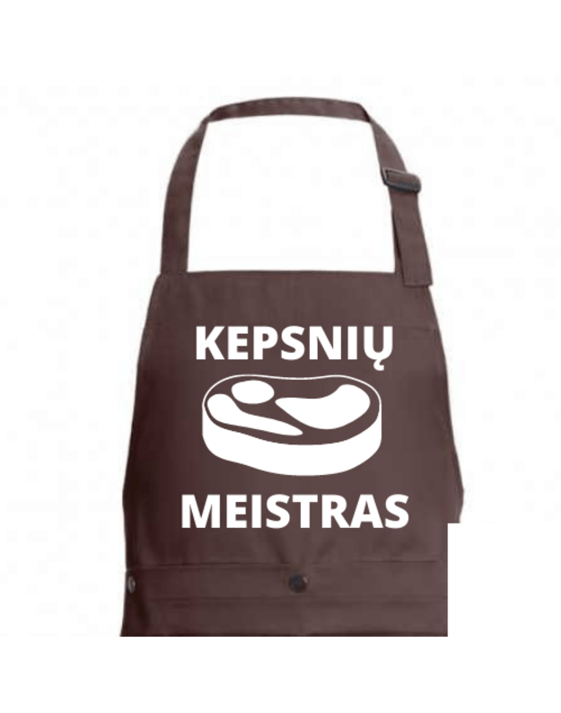 Prijuostė KEPSNIŲ MEISTRAS