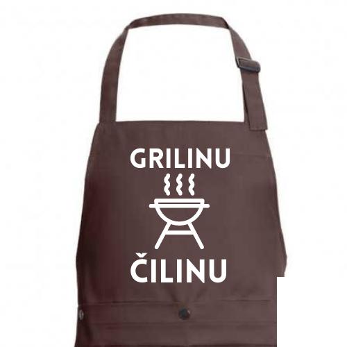 Prijuostė GRILINU ČILINU