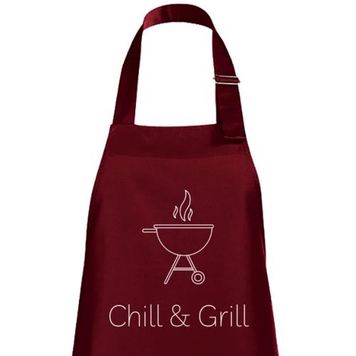 Prijuostė Chill and grill