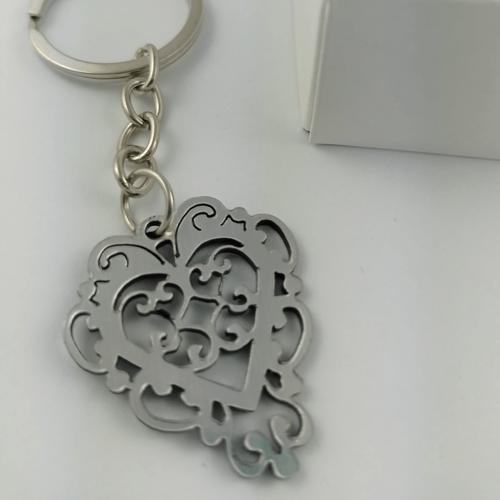 Graviruotas raktų pakabukas Ornamentai